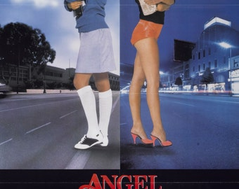 Angel Movie POSTER (1984) Thriller/Action