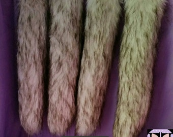 Silver Husky 20inch Canine Tails