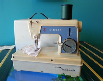 Singer Little Touch and Sew