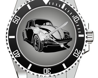 Retro car cult - KIESENBERG® watch 2515