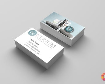 Nerium International Customized Business Cards