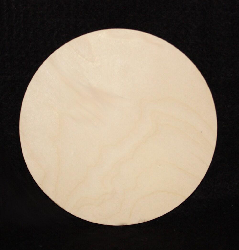 18 Wood Circle Cut Outlarge Wooden Circlelarge Wood