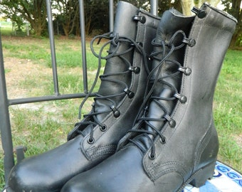 Tactical Steel Toe Boots (women's size 5 1/2)