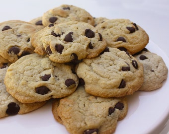 Chocolate Chip Cookies  / Fair Trade Chocolate