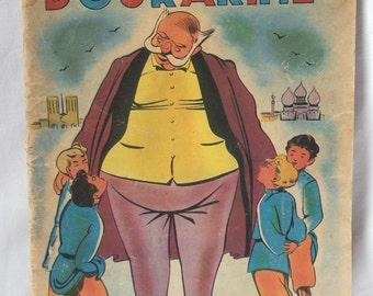 General Dourakine 1947 / child album / the Comtesse de Segur / children