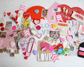Valentines Day Mixed Media Pack