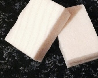 Spearmint Scent, Made to Order Soap, Goats Milk Soap, Dye Free White Soaps