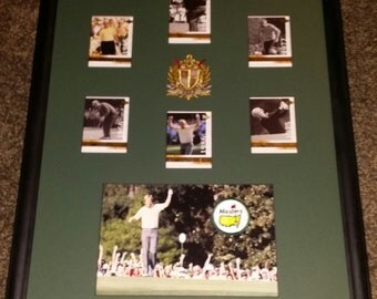 Jack Nicklaus (Golden Bear) 6 Time Masters Champion