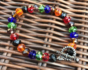 Multi-colored Warm & Cozy Bracelet