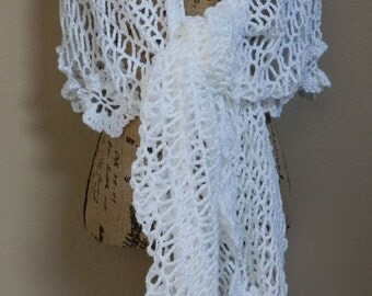 Beautiful Bridal Shawl