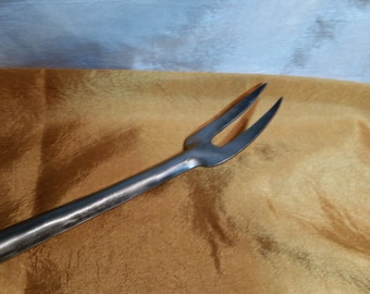 BBQ and Camping Fork- hand forged