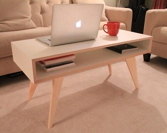 Maple and Baltic Birch Coffee Table