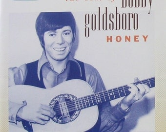 "BOBBY GOLDSBORO ~ 1991 ""Honey: The Best of Bobby Goldsboro"" CD [23 tracks]"