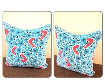 Red Robin Bird Cushions