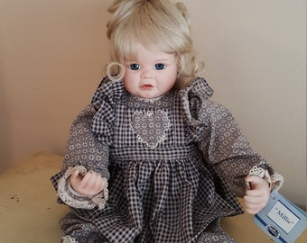 Sale Reduced price **Baby Doll Millie by Ashton Drake Collection