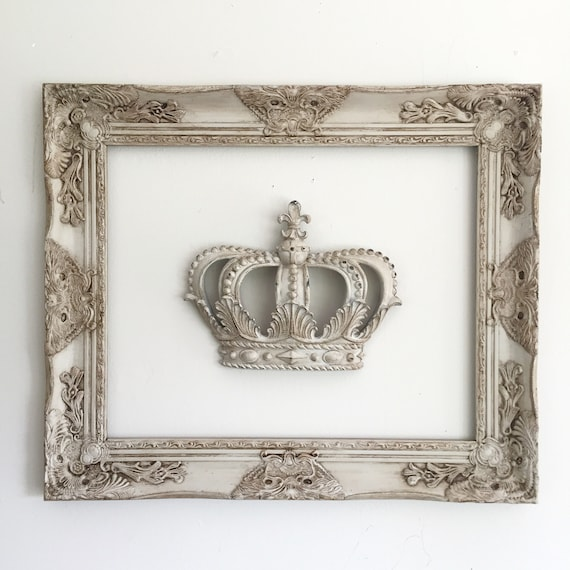 Large Wall Frame Gallery Picture Frame Shabby Chic Wedding