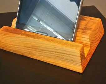 Reclaimed Smartphone/ Ipod Stand