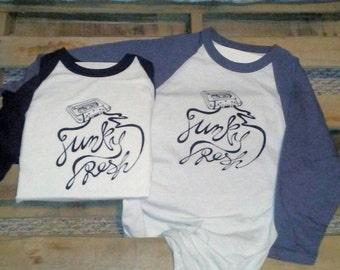 Funky Fresh Baseball Shirt