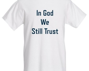 In God T-Shirt