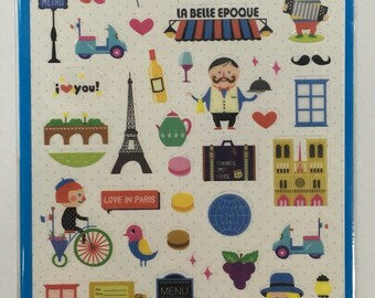 Favourite France Stickers