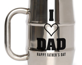 Father's Day Love Dad Mug