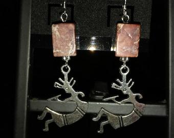 Kokopelli  Earrings