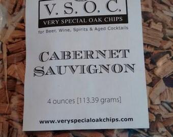 Cabernet Sauvignon oak chips 4 ounces