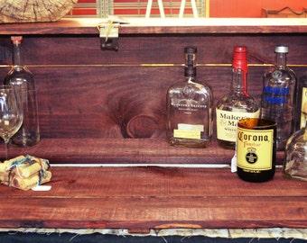 Ammo Box Bar - Wall Mount