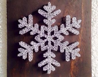 Ready to ship Snowflake