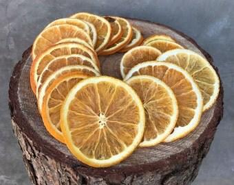 Dried orange slice, Dried fruit, Naturally Dried
