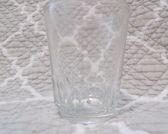 Crystal Shot Glass - mid-century - unmarked