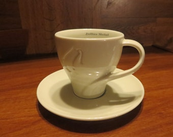 Julius Meinl Espresso Cup and Saucer