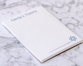 Big Bang Custom Note Pad