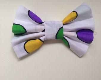 Colorful Circle Bow