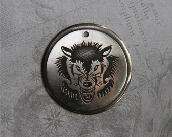 The Grinning Wolf