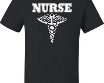 Adult Nurse Logo T-Shirt