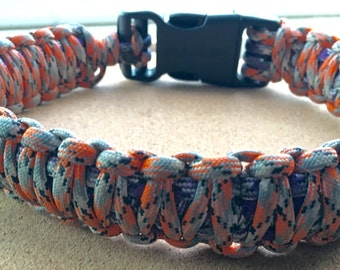 Paracord Dog Collar - Medium