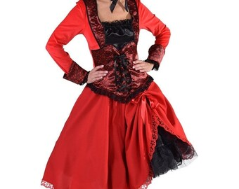 Summer Sale Burlesque / Western Saloon Girl  Costumes