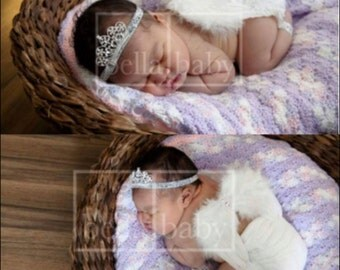 baby angel wings photo prop