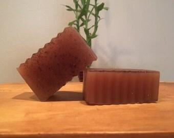 Coffee Cinnamon Soap