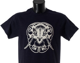 t-shirts made in italy t-shirts animal, man's t-shirt, T-shirt, t-shirt screen print front, printed Limited edition