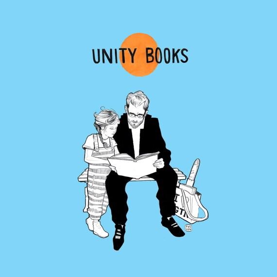 31 days in Wellington, day 26: Unity Books