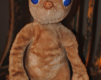 Plush Showtime E.T. from 1982
