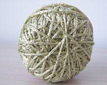 Gold yarn, Sparkle yarn, brocade yarn, rayon yarn, silk yarn, summer yarn, crocheting knitting DIY