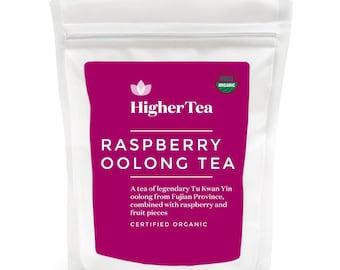 Raspberry Oolong Tea