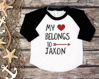Custom Valentineu0027s Day Shirt;Adult Valentines Day Shirt;Mom Valentine Shirt;Dad  Valentine