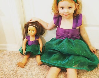 Matching Doll Dress