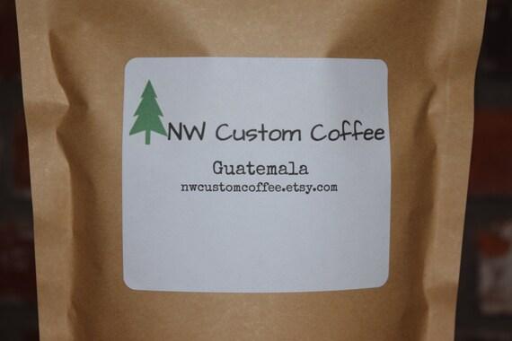 1 Pound of Guatemala Fair Trade Coffee