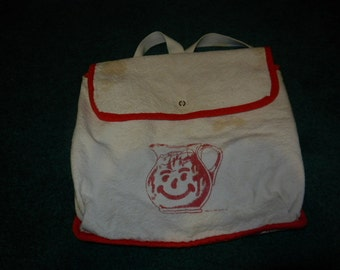 Vintage Koolaid backpack