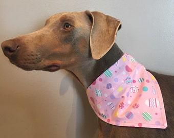 Med/Large Easter Dog Bandana